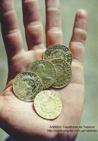 ¿Por qué las monedas se hacían de oro?